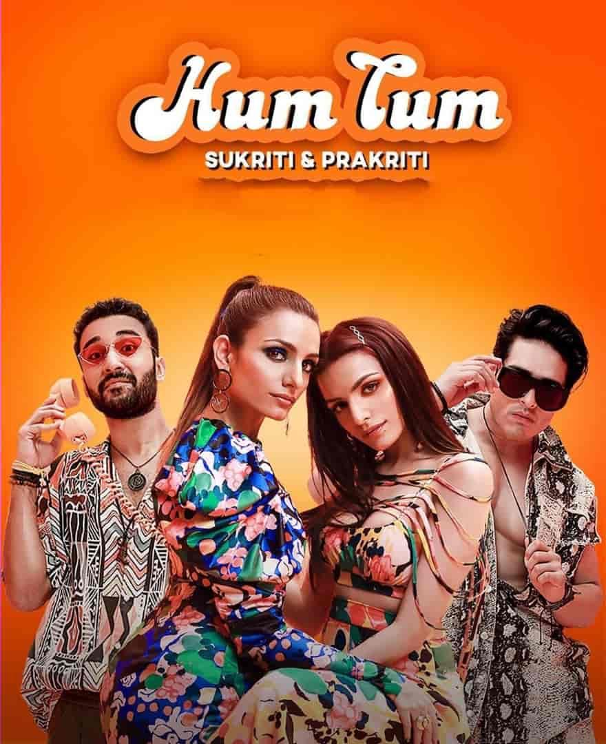 Hum Tum Song Image Features Sukriti and Prakriti Kakar