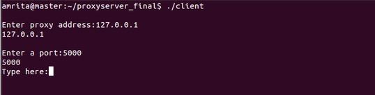 Learn + Share  : Simple Proxy Server in C using Multi-threading