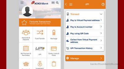 ICICI Bank Balance Enquiry by Mobile app