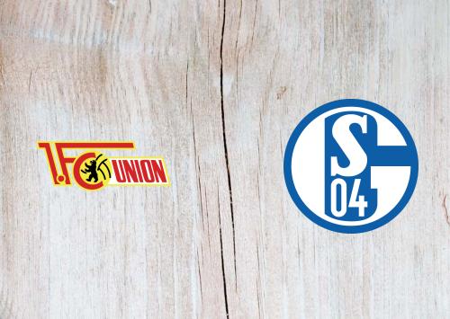 Union Berlin vs Schalke 04 -Highlights 13 February 2021