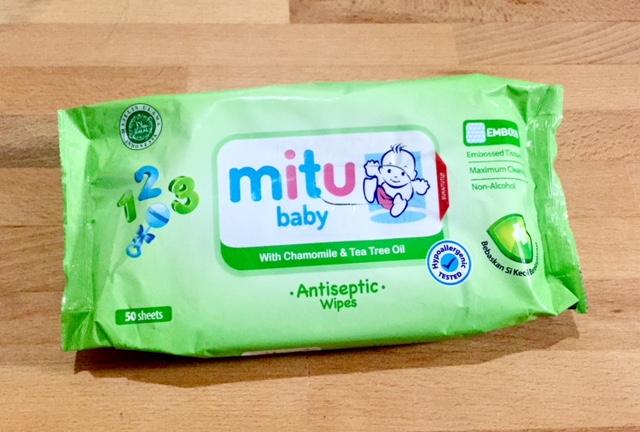 Mitu baby Antiseptic