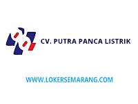 Lowongan Kerja Semarang Admin dan Sales Executive di CV Putra Panca Listrik