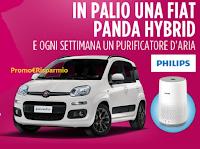 Con Acutil Donna vinci 36 purificatori d'aria Philips e 1 Fiat Panda MY21