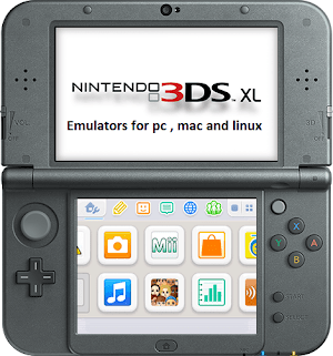 Best Nintendo 3ds Emulators for  Pc, Mac and Linux