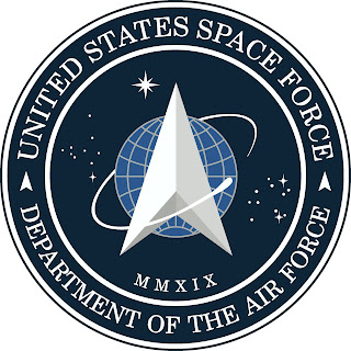 Space Force' Logo