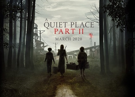 Download A Quiet Place Part II (2020) English 720p + 1080p Bluray ESubs