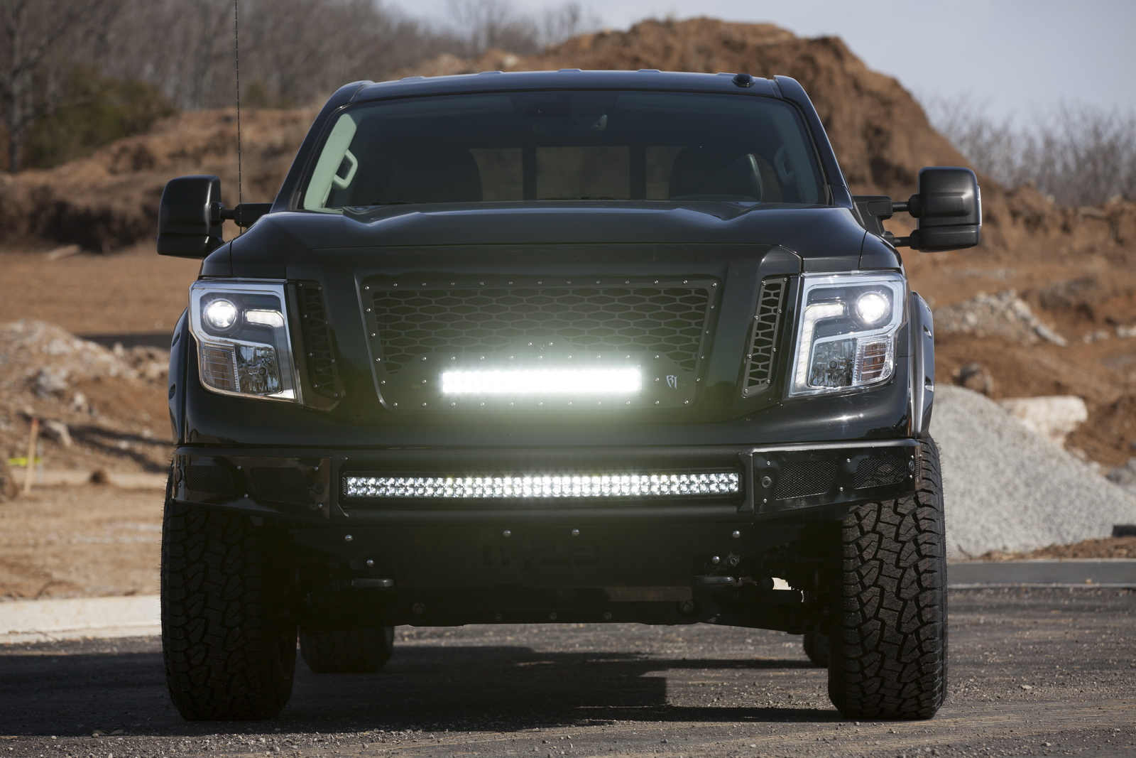 titan nissan xd nismo accessories parts 4x pro truck front chicago custom auto lights led exhaust upgrades warrior specs bringing