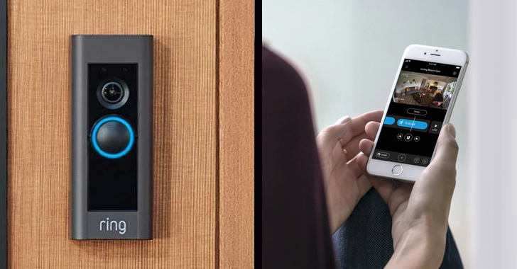 Amazon's Ring Video Doorbell Lets Attackers Steal Your Wi-Fi Password