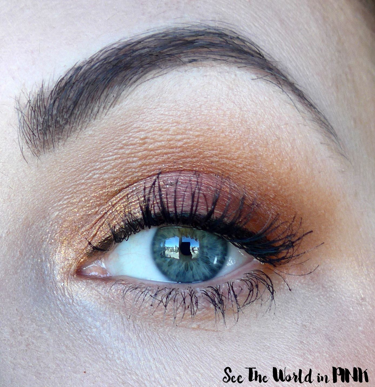 Natasha Denona Zendo Eyeshadow Palette - Swatches, 3 Makeup Looks and Thoughts
