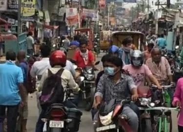 लॉकडाउन: समस्तीपुर बाजार खुलते ही उमड़े खरीदार, भीड़ में भंग हो गए सुरक्षा के नियम