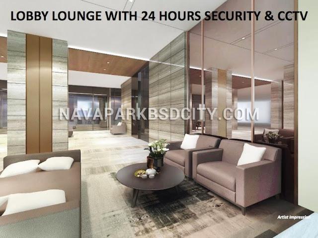 Marigold NavaPark Security