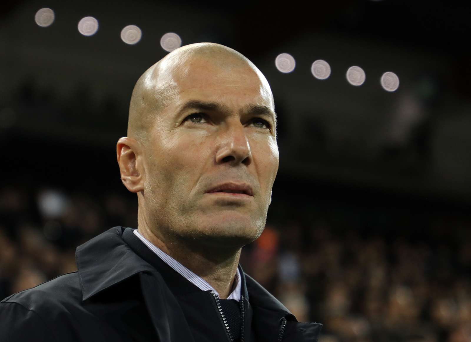 Zidane: We have no problems in attack and we will come back stronger in the new year