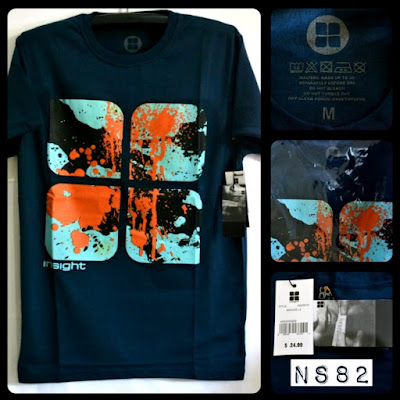 Kaos Distro Surfing Skate INSIGHT Premium Kode NS82