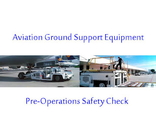 Airport GSE, Airport Ground Support Equipment , Airside safety