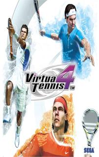 تحميل لعبة Virtua Tennis 4 كاملة مجانا
