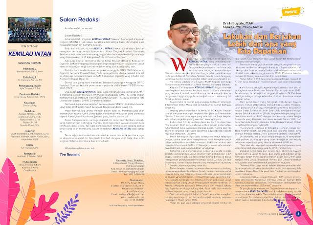 Jasa Layout Majalah di Palembang