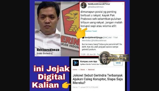 Panas! Gerindra Sindir PKS, Banyak Makan Uang Haram Korupsi Sapi Jadi Dungu? Warganet Kirim Jejak Digital