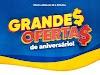 Grandes ofertas de aniversário do SUPERMERCADO SOBERANO. Confira!