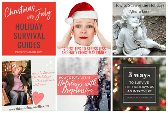 Christmas In July Holiday Survival Guides