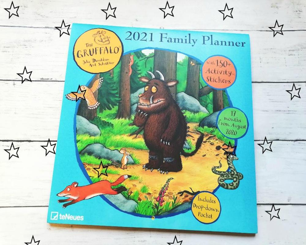 The Gruffalo Family Planner