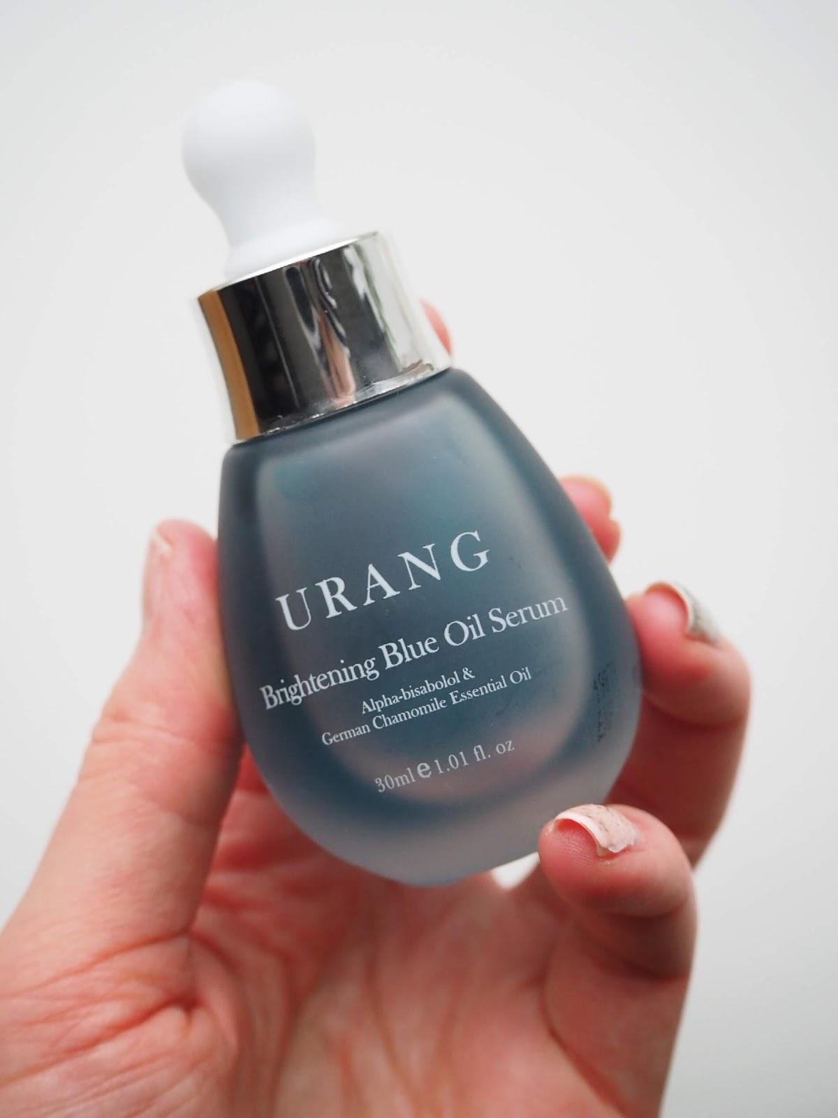 urang blue oil