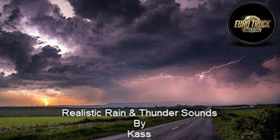 Realistic Rain & Thunder Sounds V2.1