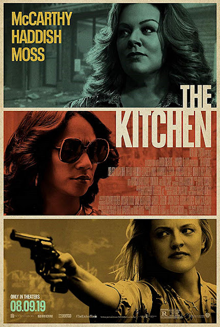 Sinopsis Film The Kitchen (2019) - Elisabeth Moss, Melissa McCarthy