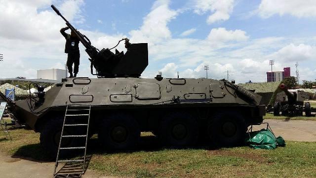 nicaragua - Nicaragua busca comprar los T-72.  - Página 2 Fdef43y4u