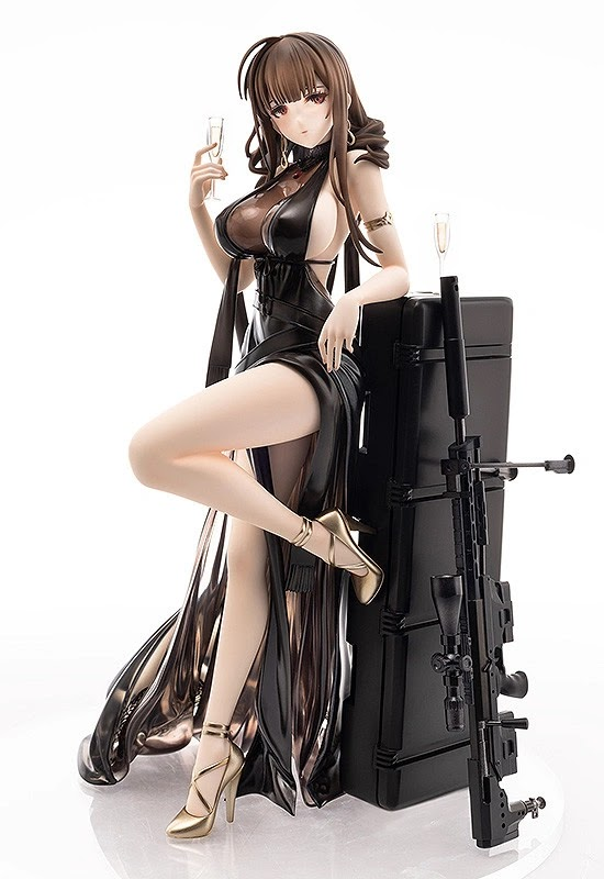 "Figuras: Sensual Gd DSR-50: Best Offer Ver de ""Girls 'Frontline"" - Wonderful Works"