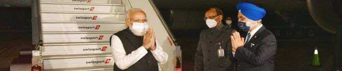 Watch: 'Modi' Chants Greet PM Outside New York Hotel Ahead of UN Address