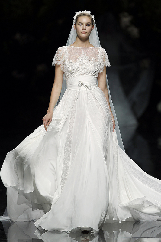 Wedding Dresses By Elie Saab L Latest Wedding Dresses 2013