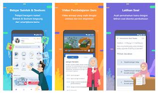 Belajar menggunakan android gratis dengan Pahamify