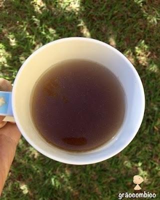 Chá para a digestão