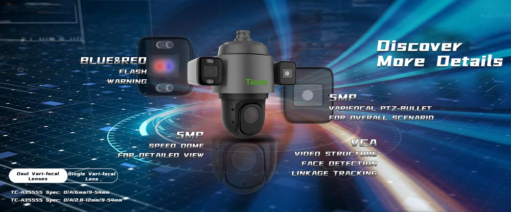 Camera PTZ