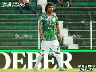 Juan Diego Gutiérrez debutó con la camiseta de Oriente Petrolero y convirtió el gol del triunfo - DaleOoo