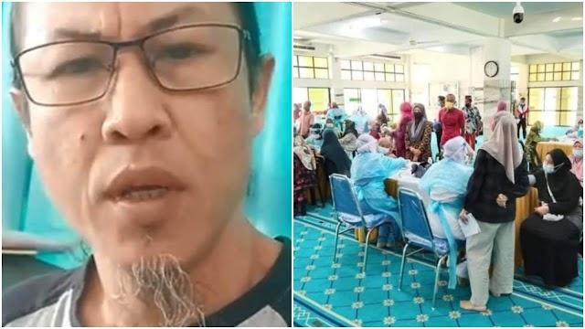 """""""Dah Boleh Rapatkan Saf, Cuma Tak Lurus..,"""" Zul Yahya Kecewa Masjid Dijadikan PPV"""