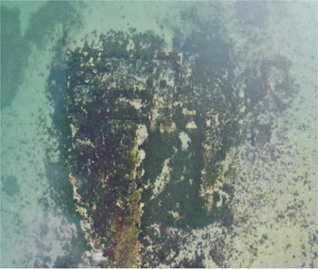 Το χαμένο βυζαντινό κάστρο του Κιβάτου βρέθηκε κάτω από το νερό
