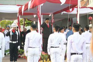 Peringatan Hut RI ke 74 Di Lapas Cirebon Meriah