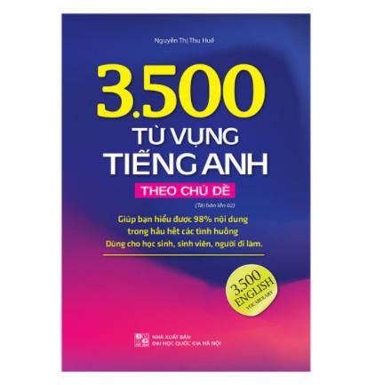 3500 Từ Vựng Tiếng Anh Theo Chủ Đề (Tái Bản 02) ebook PDF-EPUB-AWZ3-PRC-MOBI