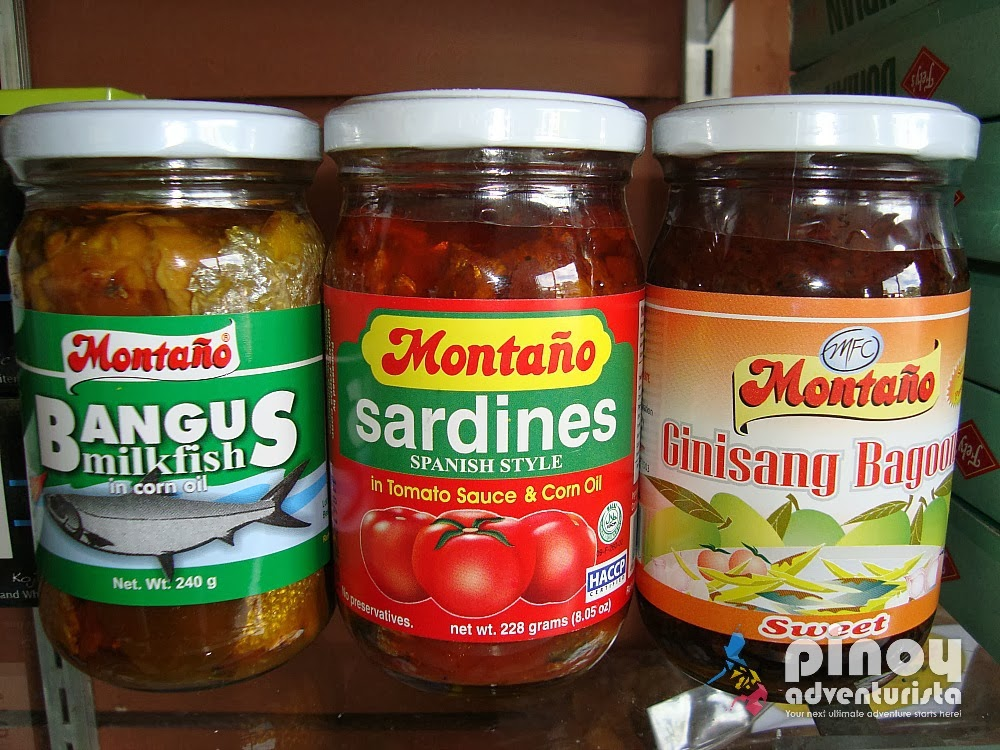 Canned Spanish Food