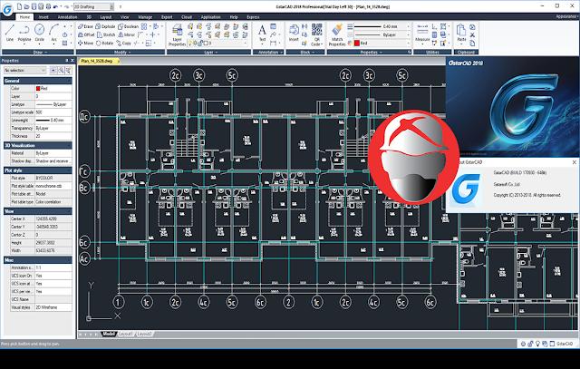 Download GstarCAD 2018 x64 Full Patch Free Gratis  Orang