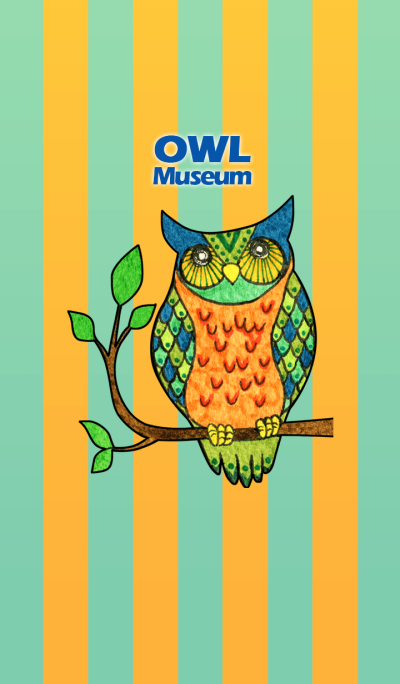 OWL Museum 19 - Thinking Owl