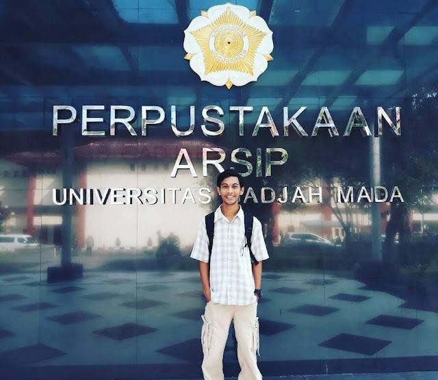 Perpustakaan Universitas Gadjah Mada
