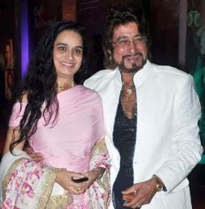 hakti Kapoor and Shivangi Kolhapure