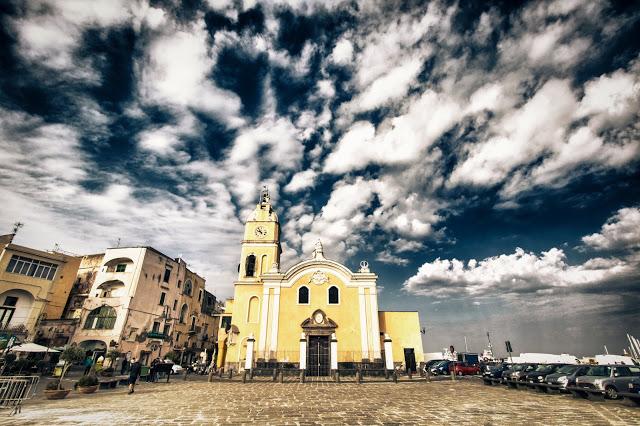 Chiesa di Santa Maria della Pietà e di San Giovanni Battista-Procida