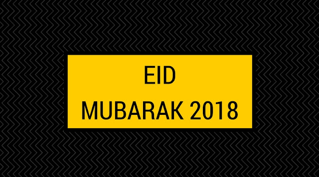 2018 Eid Mubarak Images, Wishes, Pictures Free Download