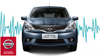 Nissan Grand Livina Memiliki sound absorbing material