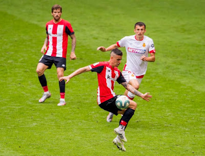 """Video Athletic Bilbao 3-1 Mallorca: """"Messi Nhật"""" nỗ lực, 3 đòn trời giáng"""
