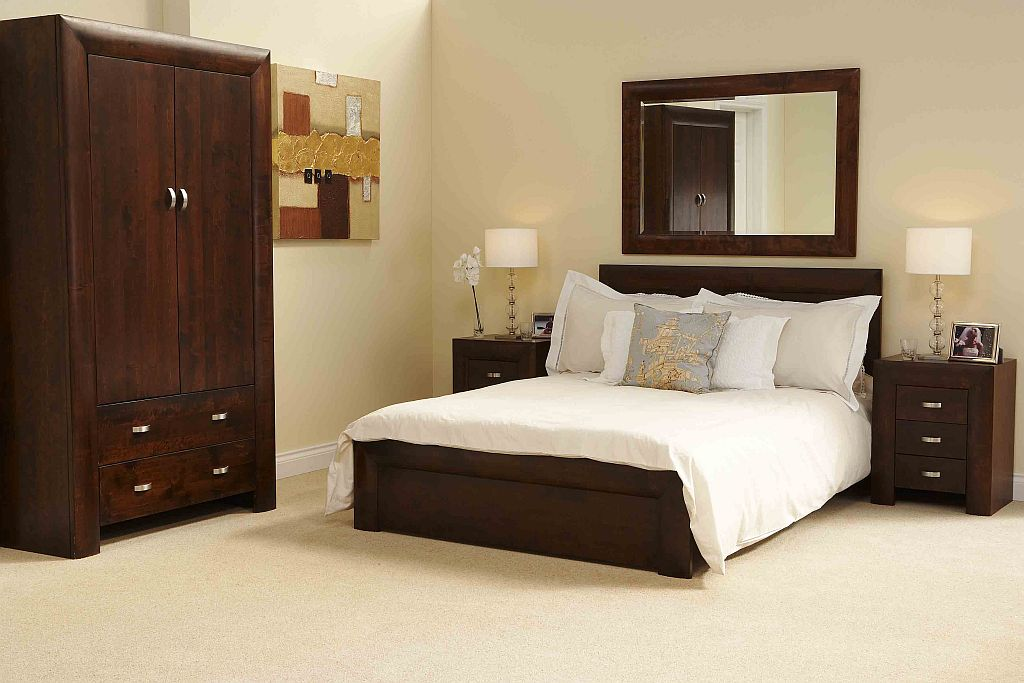 Test Bedroom Furniture Dark Luvne Com