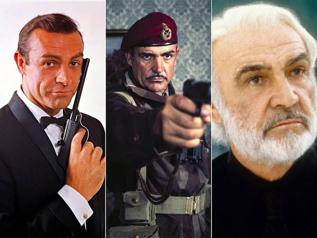 MORRE SEAN CONNERY